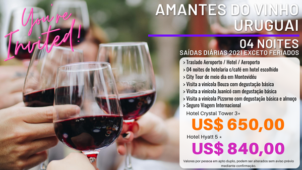 Vinhos Uruguai